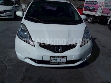 Honda Fit LX 1.5L usado (2011) color Blanco precio $95,000
