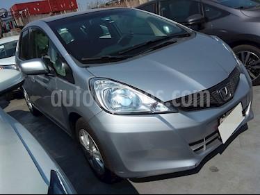 Honda Fit EX 1.5L usado (2013) color Plata precio $130,000