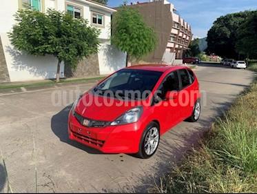 Honda Fit LX 1.5L Aut usado (2014) color Rojo Rally precio $145,000