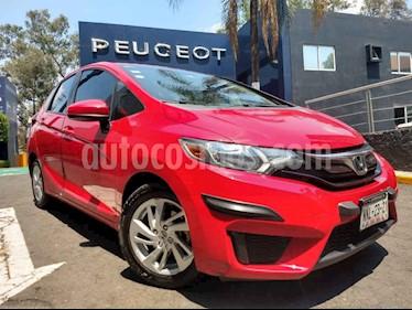 Honda Fit Fun 1.5L usado (2016) color Rojo precio $159,900