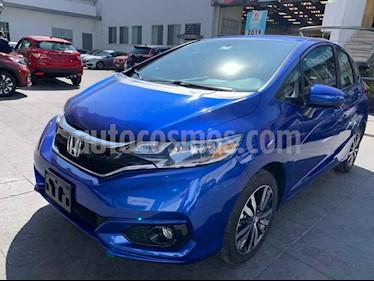 Honda Fit Hit 1.5L Aut usado (2019) color Azul precio $295,000