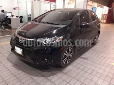 Foto Honda Fit 5p Hit L4/1.5 Aut usado (2017) color Negro precio $225,000