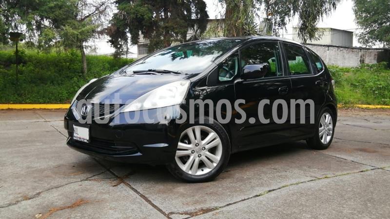 Honda Fit EX 1.5L usado (2011) color Negro precio $112,000