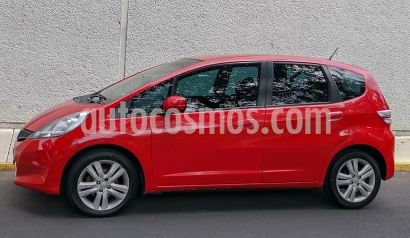 Honda Fit EX 1.5L Aut usado (2014) color Rojo Rally precio $130,000