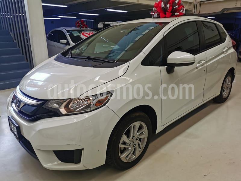 Honda Fit Fun 1.5L usado (2017) color Blanco precio $199,100
