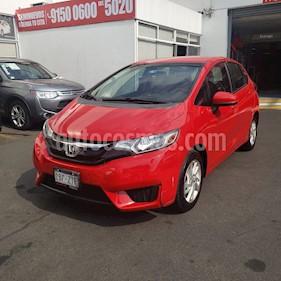 Honda Fit Fun 1.5L usado (2015) color Rojo precio $165,000