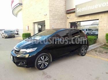 Honda Fit 5p Hit L4/1.5 Aut usado (2018) color Negro precio $269,000