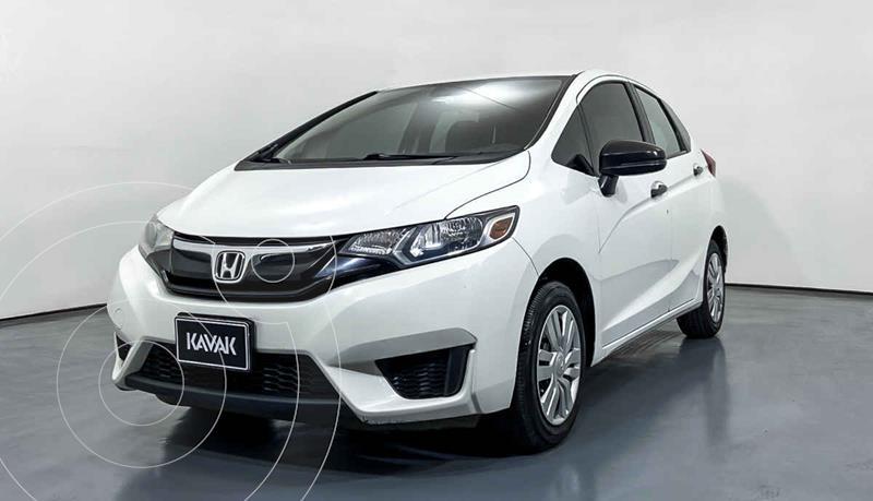 Honda Fit Cool 1.5L usado (2016) color Blanco precio $164,999