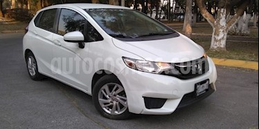 Honda Fit 5P HB FUN TM6 RA-15 usado (2016) color Blanco precio $169,000