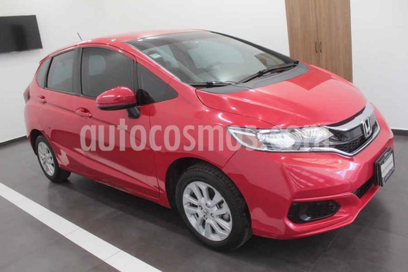 Honda Fit Fun 1.5L usado (2018) color Rojo precio $195,000