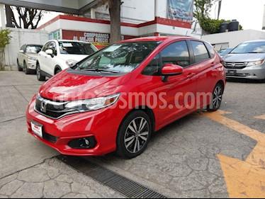 Foto Honda Fit Hit 1.5L Aut usado (2018) color Rojo precio $239,000