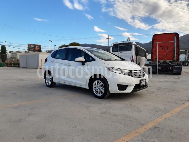 Honda Fit Fun 1.5L usado (2016) color Blanco precio $155,000