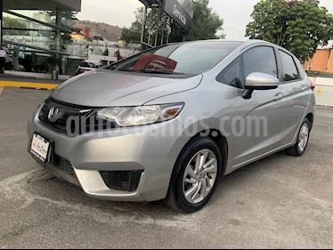 Honda Fit 5 pts. Fun MT usado (2016) color Plata precio $175,000