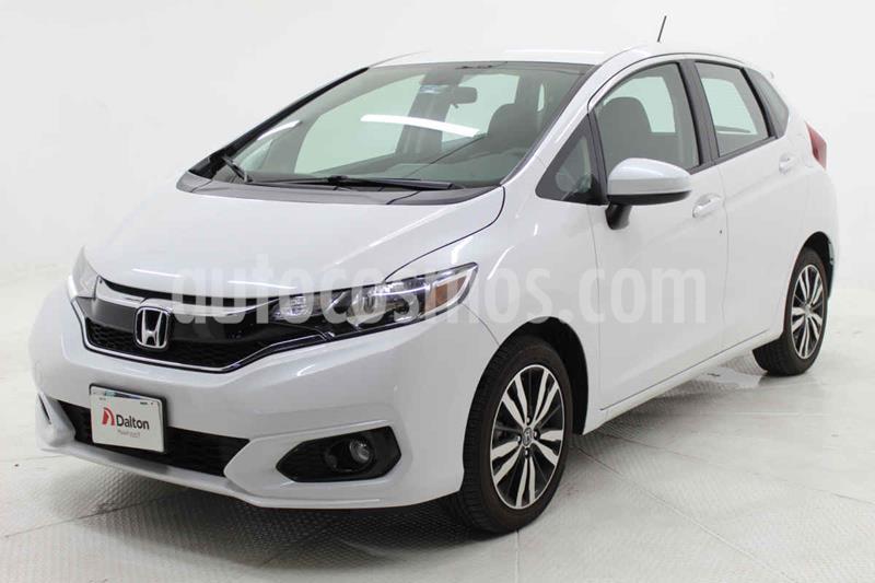 Honda Fit Hit 1.5L Aut usado (2020) color Blanco precio $294,000