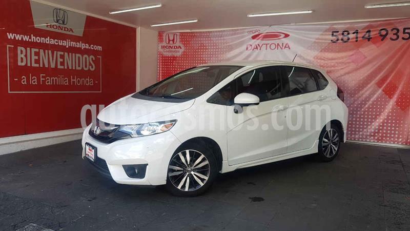 Honda Fit Hit 1.5L Aut usado (2016) color Blanco precio $179,000