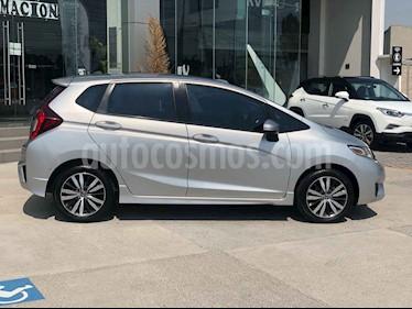 Honda Fit 5p Hit L4/1.5 Aut usado (2015) color Plata precio $174,000