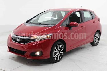 Honda Fit 5p Hit L4/1.5 Aut usado (2019) color Rojo precio $279,000