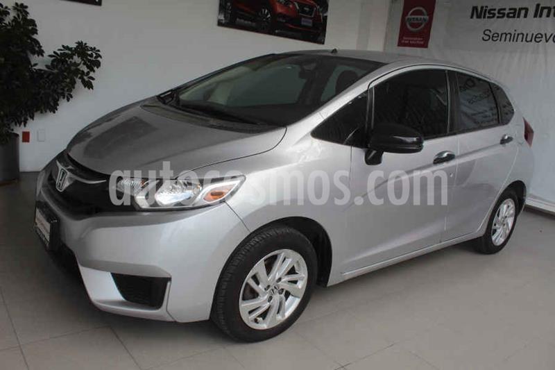 Honda Fit Cool 1.5L usado (2015) color Plata precio $149,000