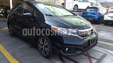 Honda Fit 5P HB HIT CVT BL F. NIEBLA RA-16 usado (2019) color Negro precio $284,900