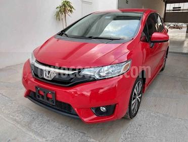Honda Fit 5p Hit L4/1.5 Aut usado (2017) color Rojo precio $229,000