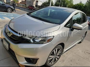 Honda Fit Hit 1.5L Aut usado (2016) color Plata precio $405,900