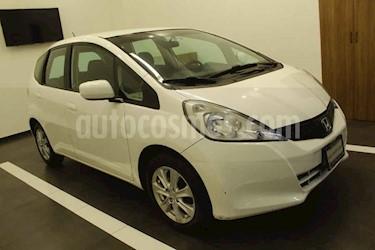 Honda Fit 5p CVT LX aut usado (2013) color Blanco precio $135,000