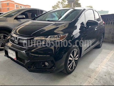 foto Honda Fit Hit 1.5L Aut usado (2019) color Negro precio $269,000