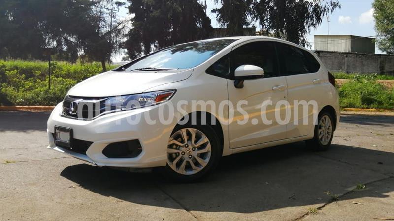 Honda Fit Fun 1.5L usado (2018) color Blanco precio $224,000
