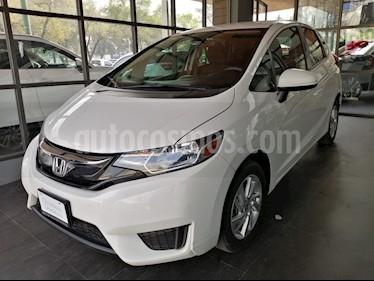 Foto Honda Fit Fun 1.5L usado (2016) color Blanco Marfil precio $179,000