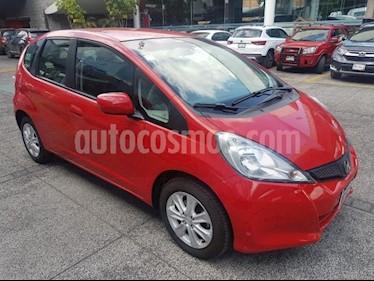 Honda Fit 5P HB LX TM5 RA-15 usado (2014) color Rojo precio $149,000