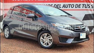 Honda Fit Fun 1.5L usado (2017) color Acero precio $172,000