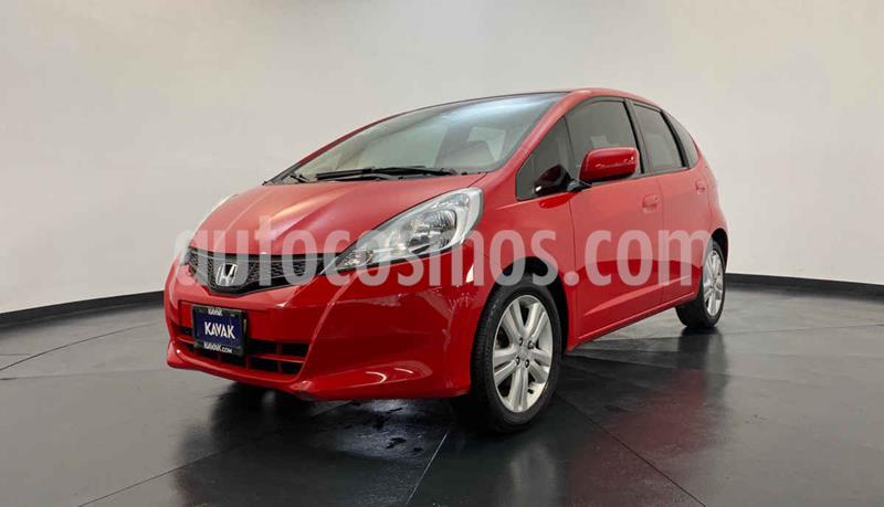 Honda Fit EX 1.5L CVT usado (2014) color Rojo precio $149,999