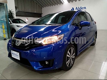 Honda Fit 5p Hit L4/1.5 Aut usado (2017) color Azul precio $199,000