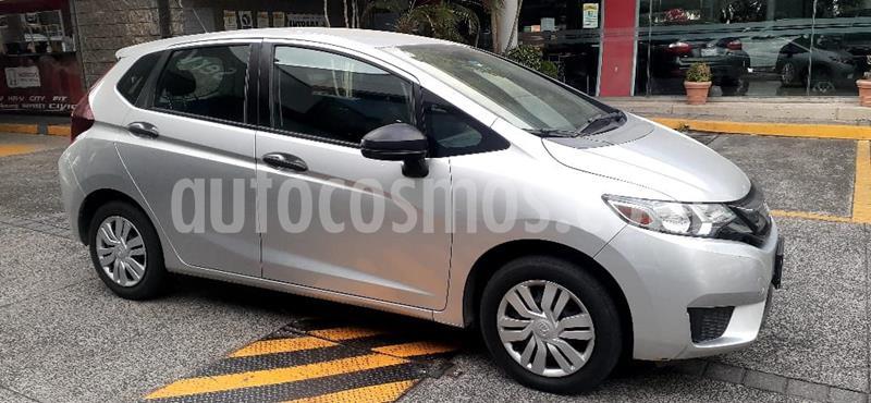 Honda Fit Cool 1.5L usado (2016) color Plata Dorado precio $169,000