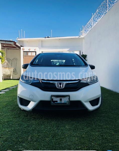 Honda Fit Cool 1.5L usado (2016) color Blanco precio $175,000