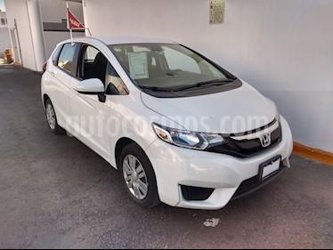 Honda Fit Cool 1.5L usado (2017) color Blanco Marfil precio $180,000