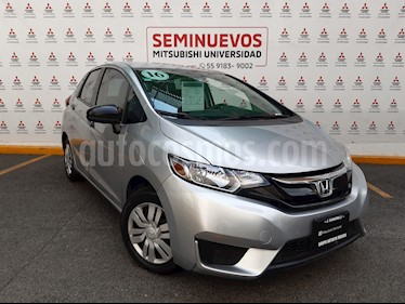 Foto Honda Fit Cool 1.5L usado (2016) color Plata Diamante precio $155,000