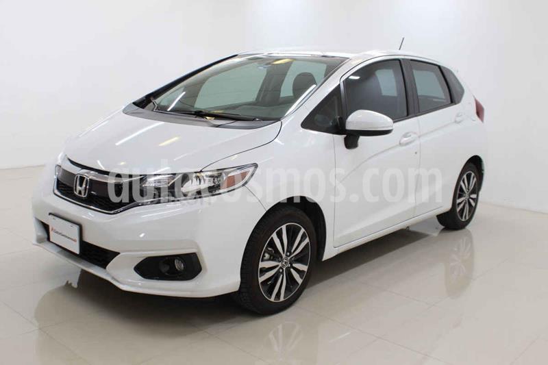 Honda Fit Hit 1.5L Aut usado (2019) color Blanco precio $268,000