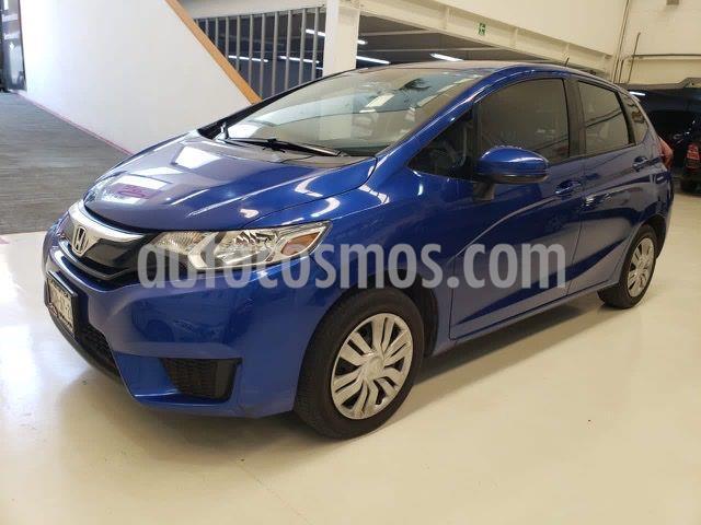Honda Fit Cool 1.5L usado (2017) color Azul precio $194,100