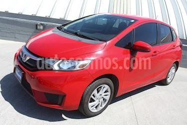 Honda Fit Fun 1.5L usado (2015) color Rojo precio $149,000