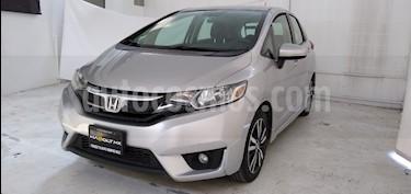 Honda Fit Hit 1.5L Aut usado (2016) color Plata Diamante precio $177,000