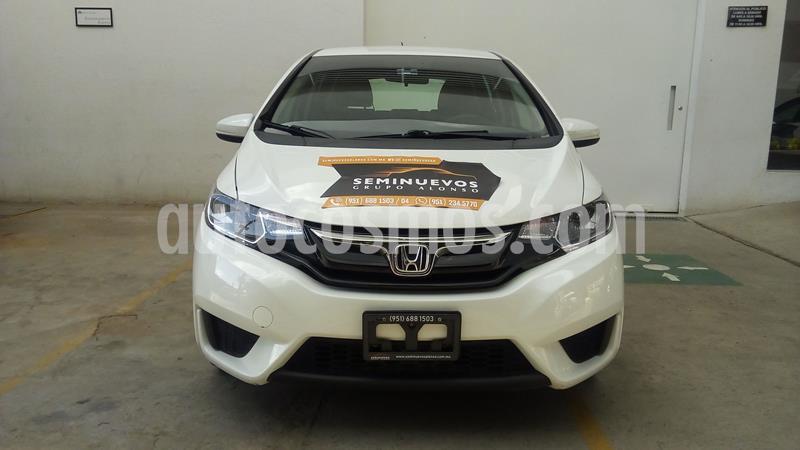 Honda Fit Fun 1.5L usado (2015) color Blanco precio $173,000