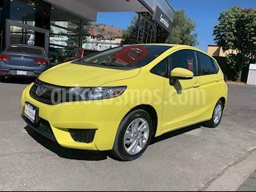 Honda Fit Fun 1.5L usado (2016) color Amarillo precio $165,000