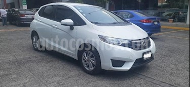 Honda Fit 5P HB FUN TM6 RA-15 usado (2017) color Blanco precio $209,000