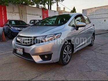 Honda Fit 5p Hit L4/1.5 Aut usado (2016) color Plata precio $199,000