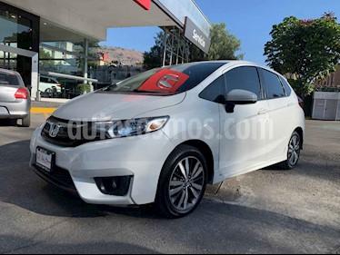 Honda Fit 5p Hit L4/1.5 Aut usado (2016) color Blanco precio $198,000