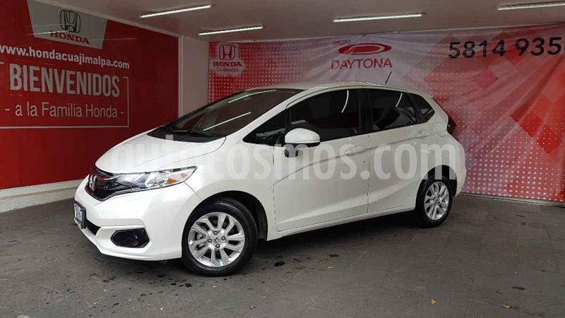 Honda Fit Fun 1.5L Aut usado (2019) color Blanco precio $246,000