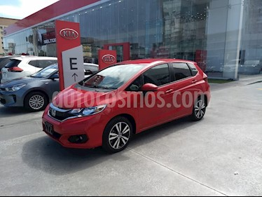 Honda Fit 1 Million Edition 1.5L Aut usado (2019) color Rojo precio $250,900