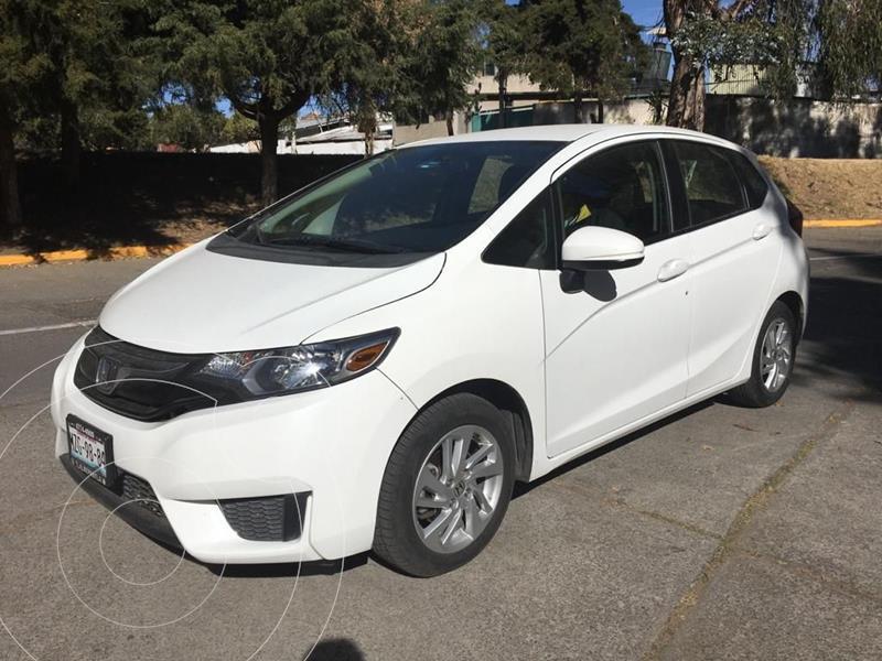 Honda Fit Fun 1.5L usado (2016) color Blanco precio $180,000