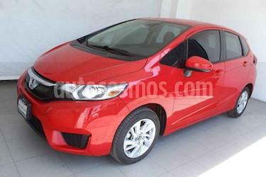 Honda Fit 5 pts. Fun MT usado (2016) color Rojo precio $169,000